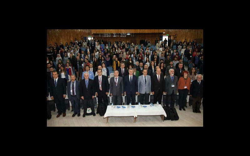 UJES 2017 Açılış Töreni