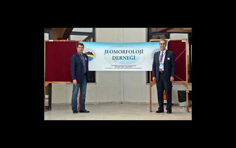 Dernek başkanımız Prof. Dr. Hüseyin TUROĞLU ve 2. başkanımız Prof. Dr. Hakan YİĞİTBAŞIOĞLU